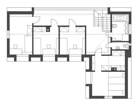 Plány rodinných domů